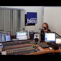 Journalisme et animation radio, France Bleu