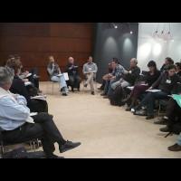 Animation conférence débat sur l'eau, Sorgues (Vaucluse)