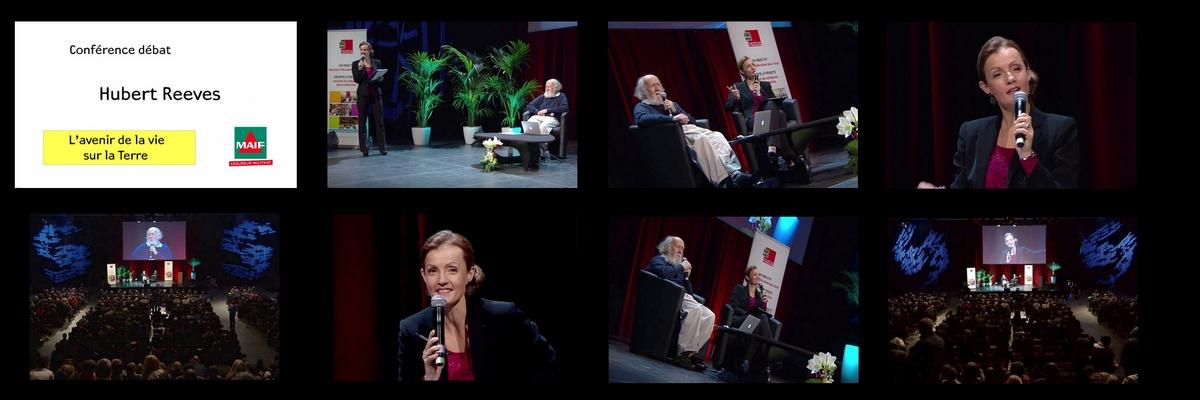 Raphaele Burel animatrice conference debat Lille Maif animation presentation