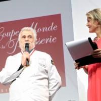 Le grand chef Gabriel Paillasson, président fondateur de la Coupe du monde de la pâtisserie