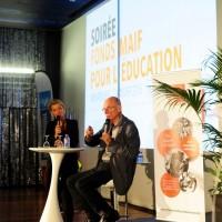 Raphaële Burel, conférence-débat Montpellier
