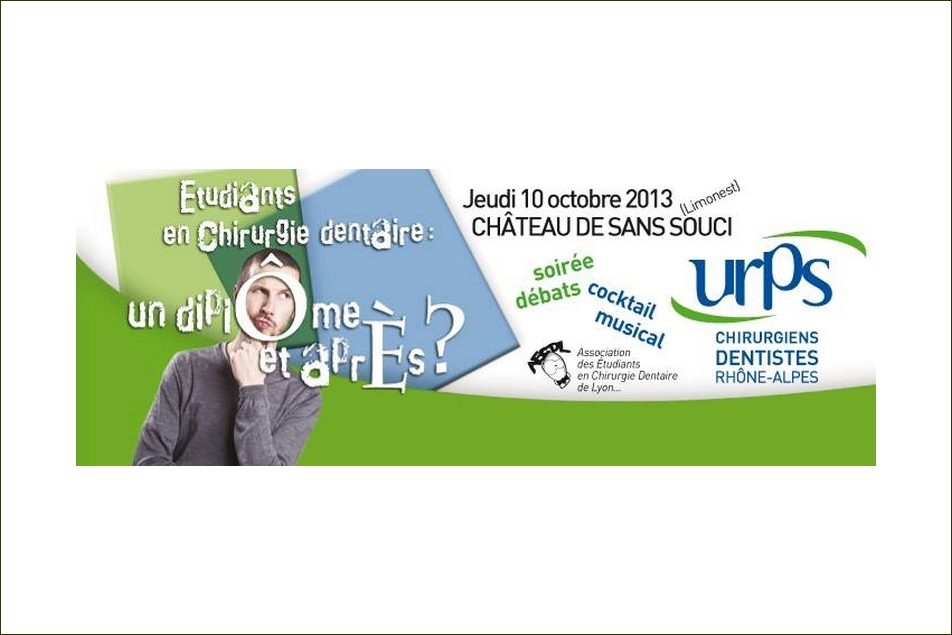 Soirée débat URPS Chirugiens-dentistes Rhône-Alpes, Lyon