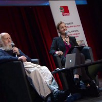 Conférence débat avec Hubert Reeves, Lille