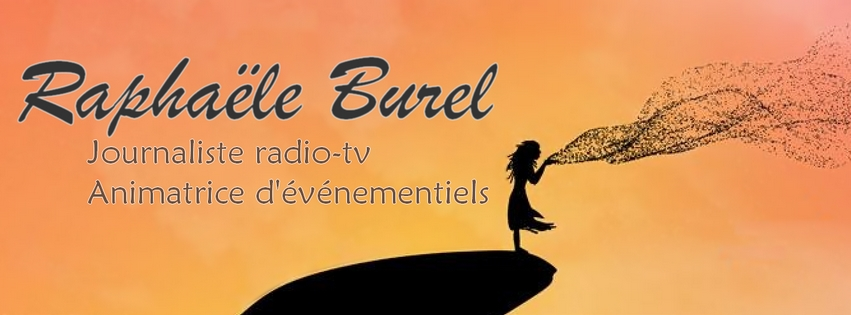 Raphaele Burel journaliste animatrice evenementiel conférence Avignon Marseille Montpellier
